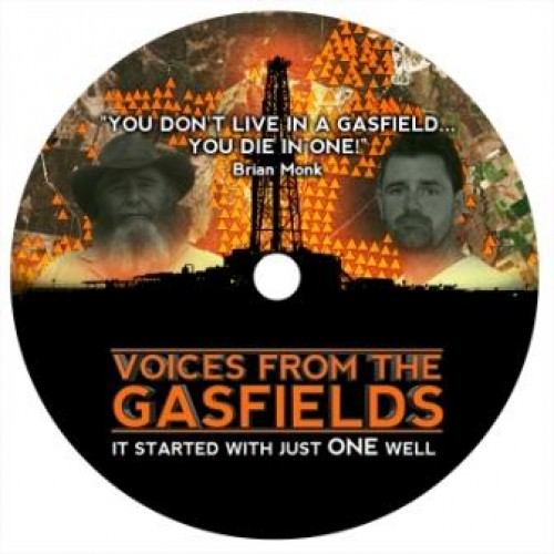 30 x Voices from the Gasfields