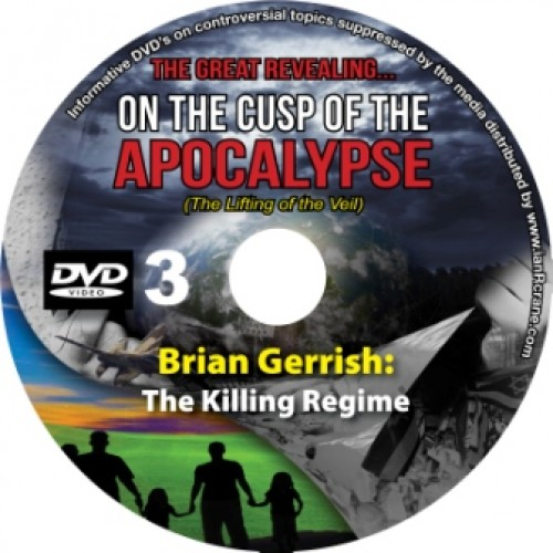 Brian Gerrish - The Killing Regime
