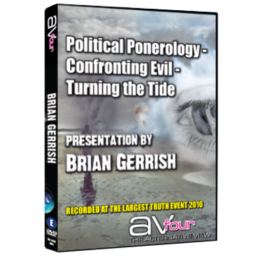 Brian Gerrish - Political Ponerology