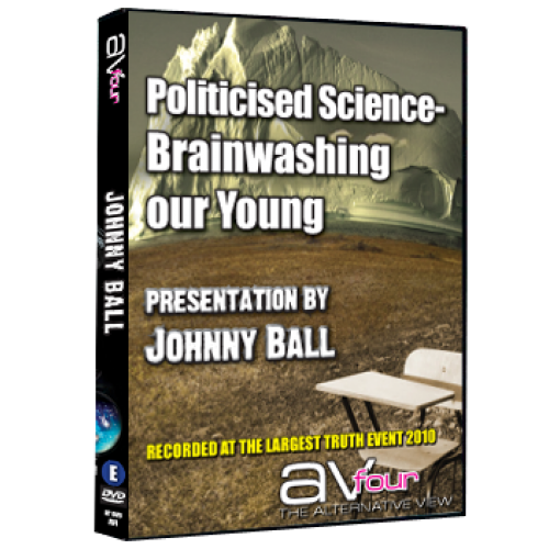 Johnny Ball - Politicised Science - Brainwashing our Young